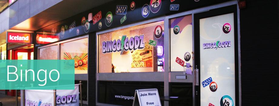 Bingo Slider